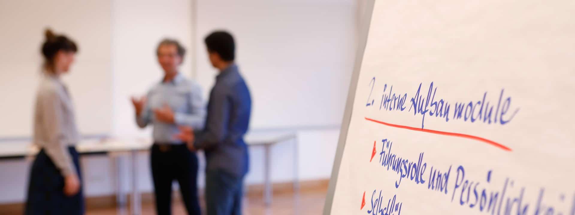 Bild: Unternehmensloesungen, Aufbaumodule, Führung und Persönlichkeit, Achtsamkeit